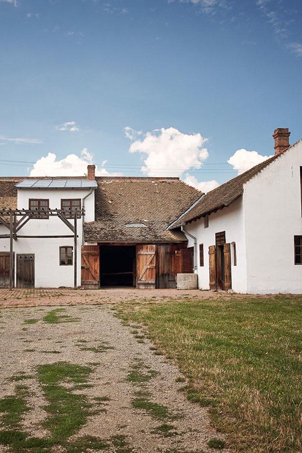 Renovierung älterer Gebäude