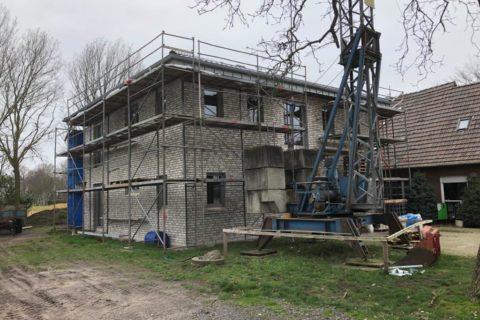 Neubau Leo Terhürne in Vreden-Zwillbrock