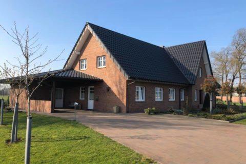 Neubau Lefert in Vreden/Wennewick